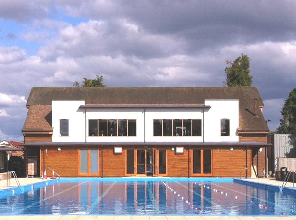 High Wycombe and Marlow Triathlon Club Hub at Wycombe Lido