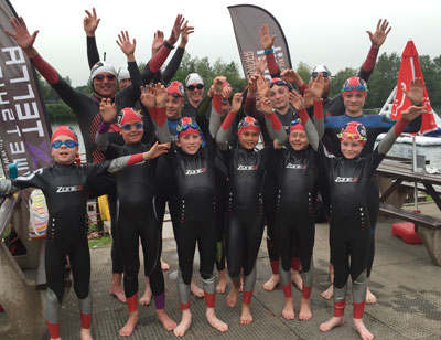 Evolution Junior Tri Club
